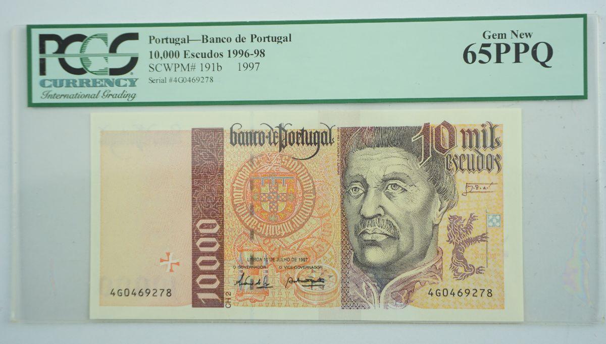 Nota de Portugal