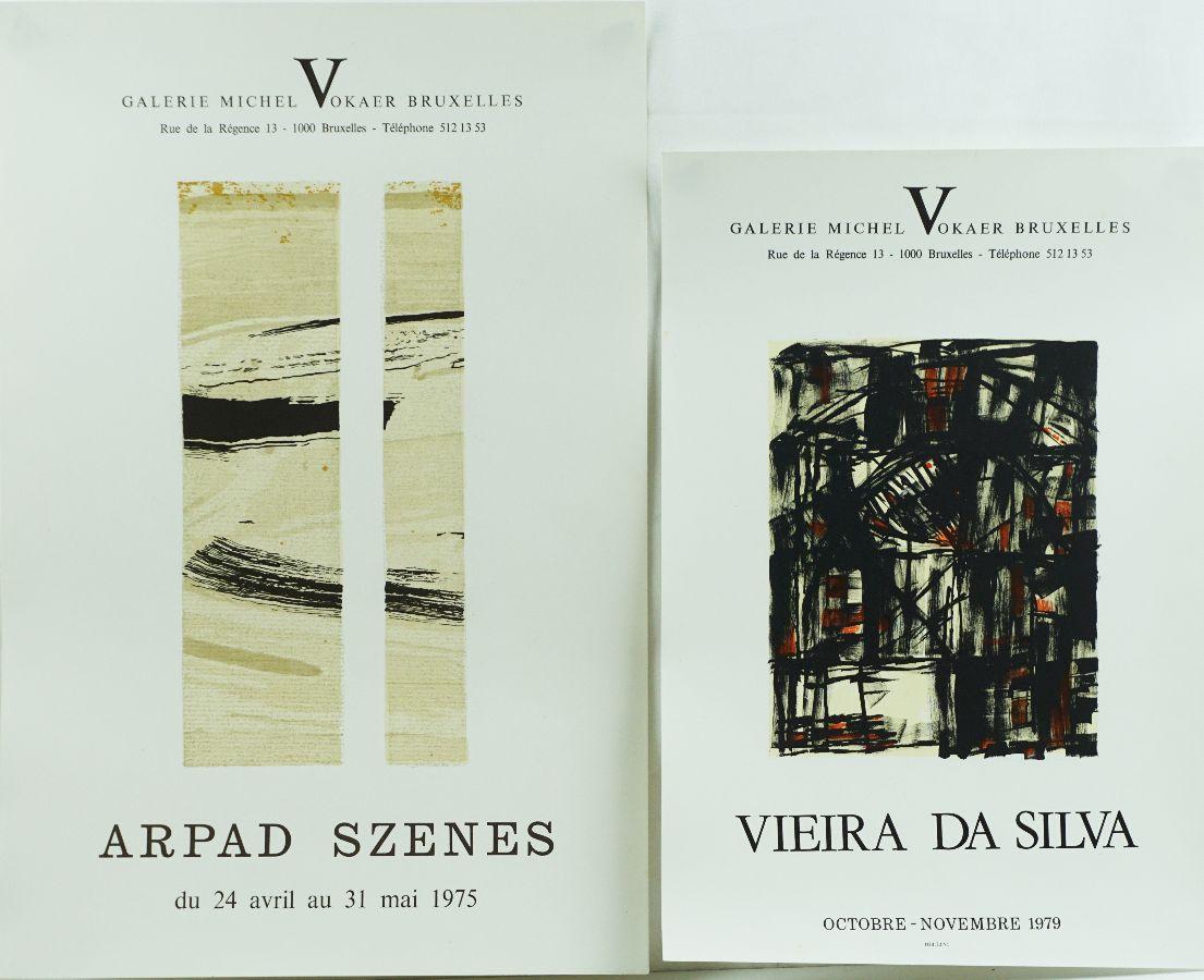 Vieira da Silva / Arpad Szenes