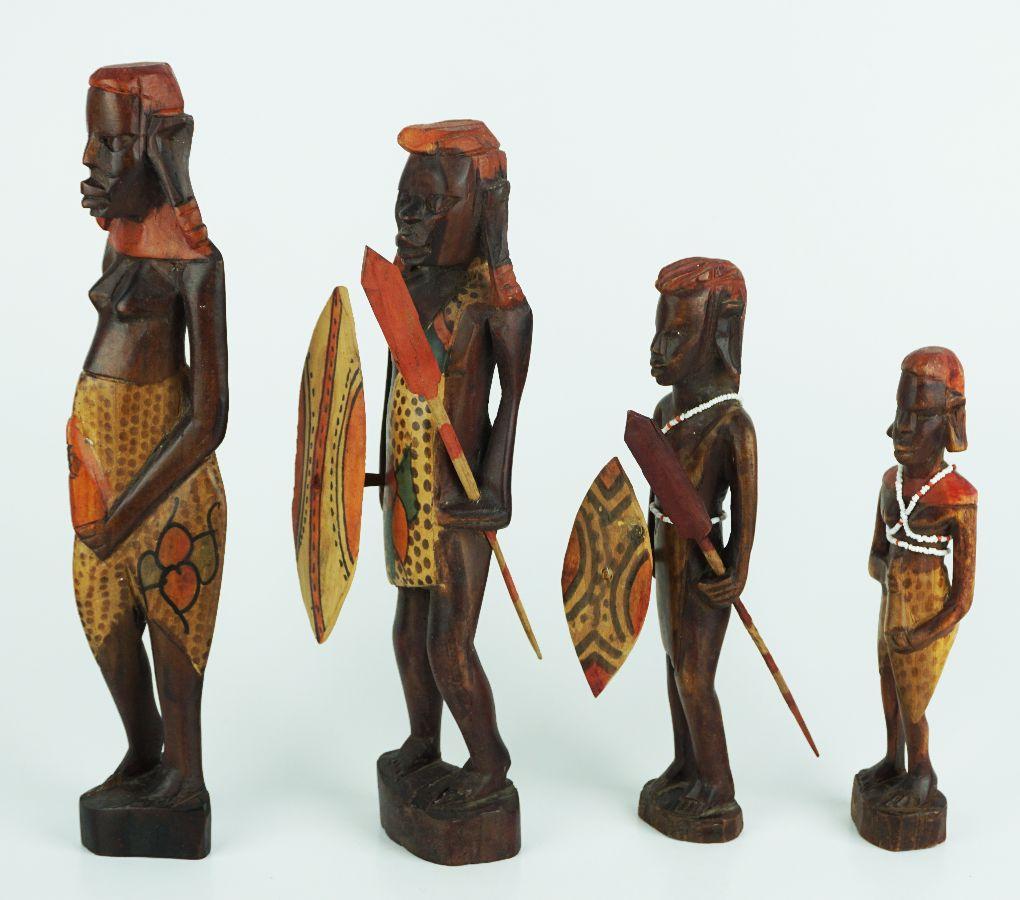 7 Peças Africanas