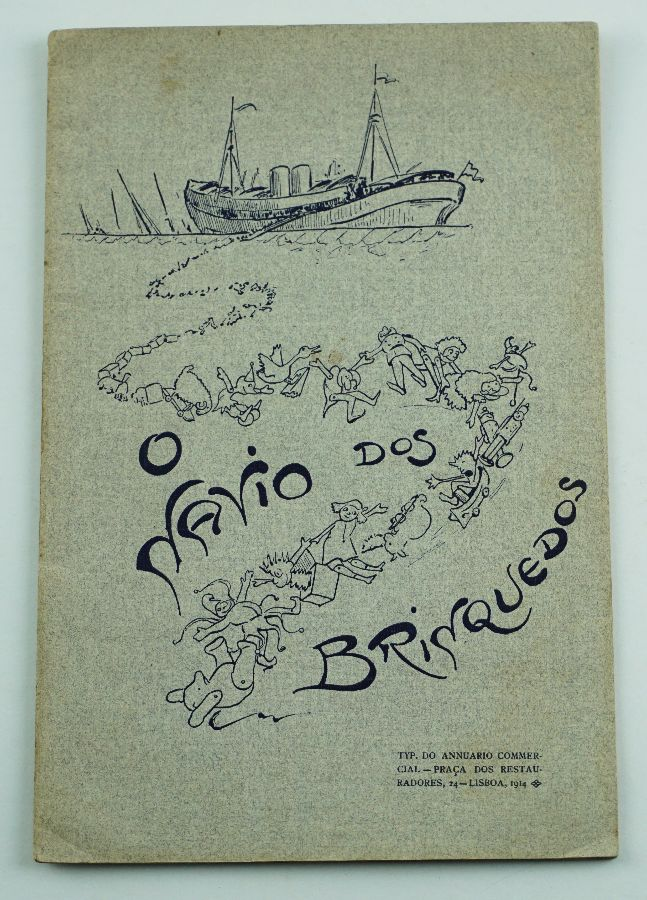 Raro Livro Infantil (1914)