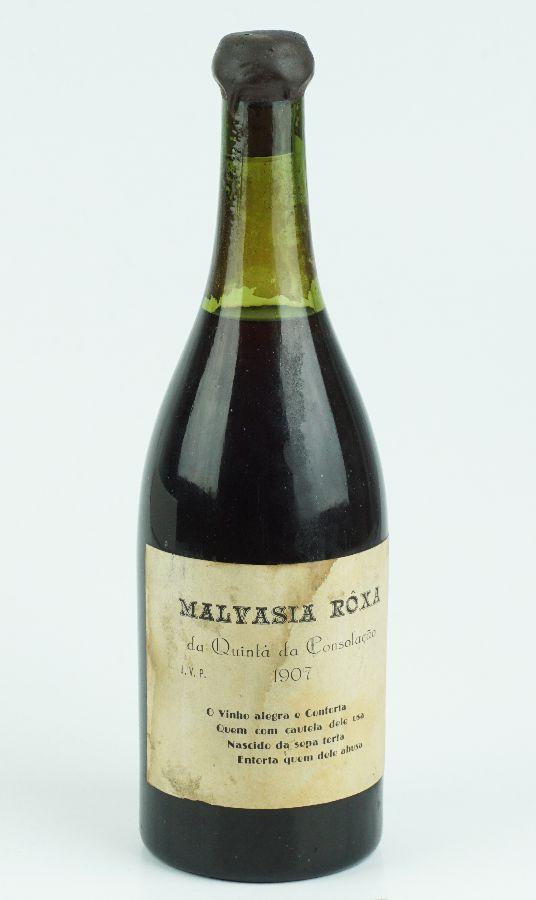 Vinho da Madeira Malvasia Rôxa