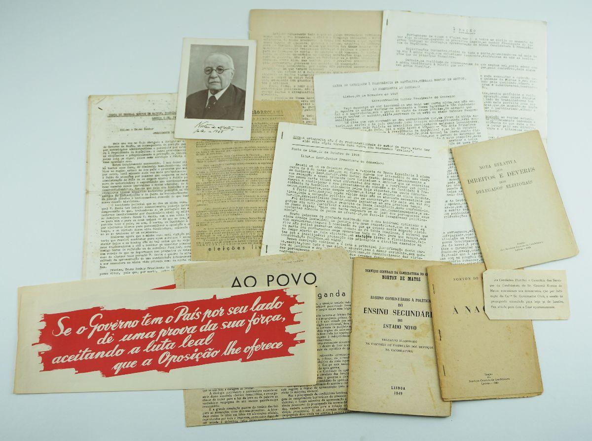 Candidatura do general Norton de Matos à Presidência da República (1949)