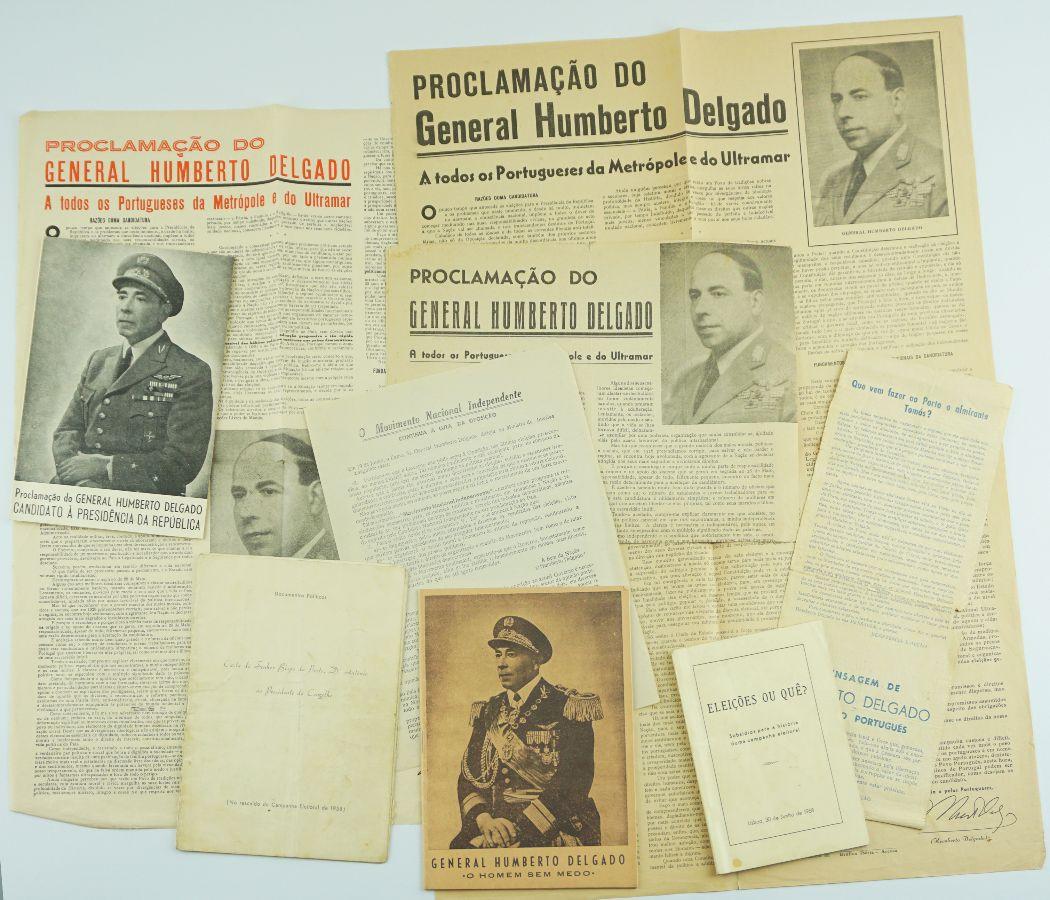 Candidatura de Humberto Delgado à Presidência da República (1958)