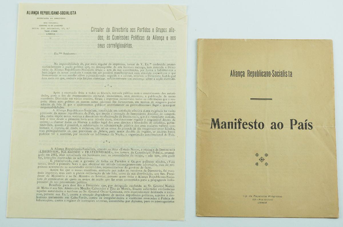 Aliança Republicano-Socialista (1931)