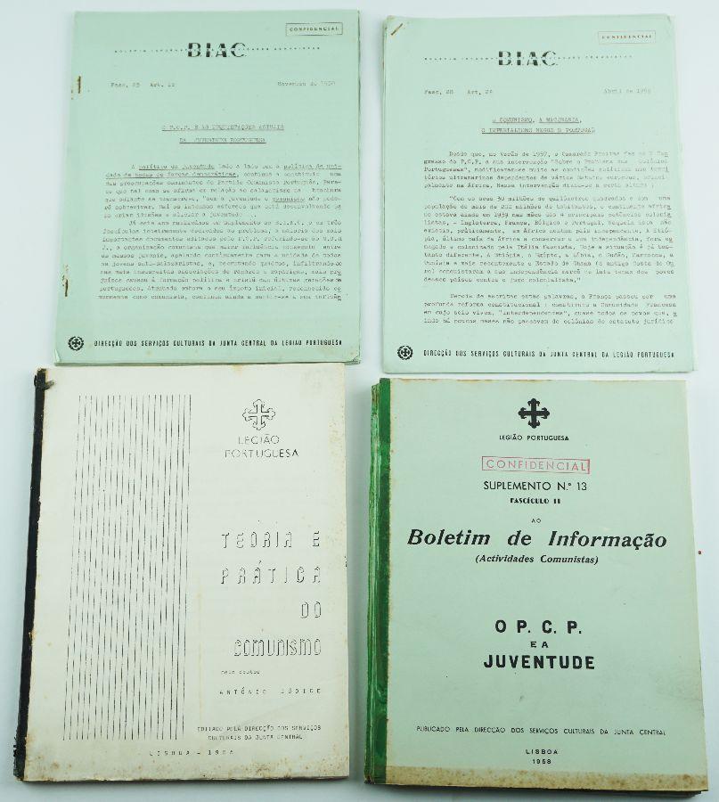 Legião Portuguesa – publicações anticomunistas