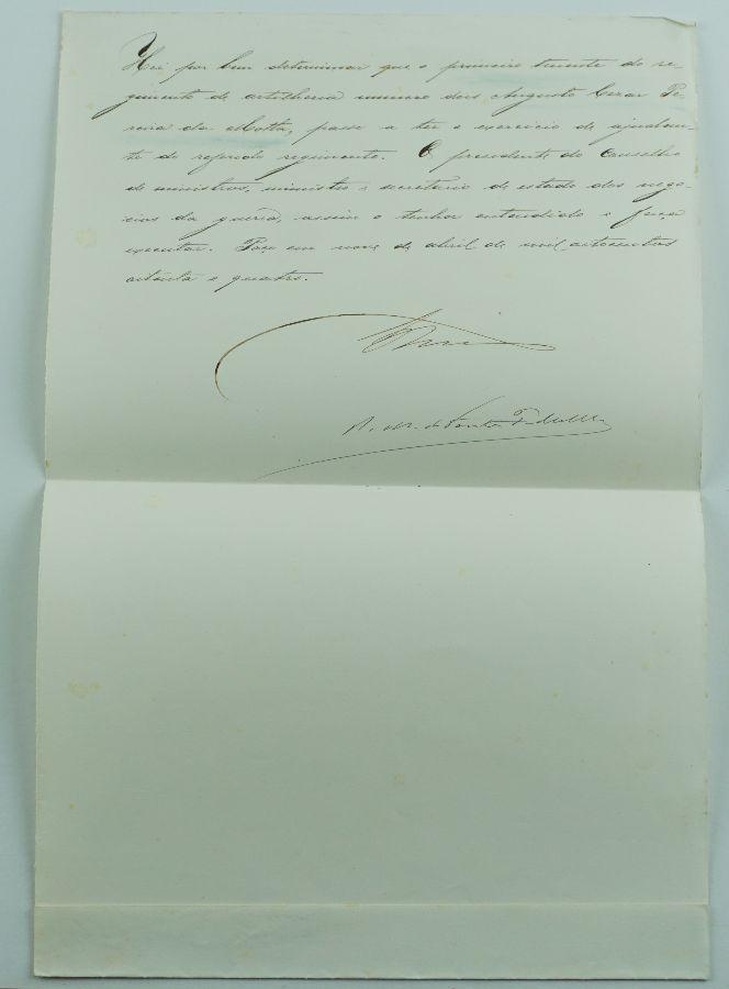 Carta patente do rei D. Luís I (1884)