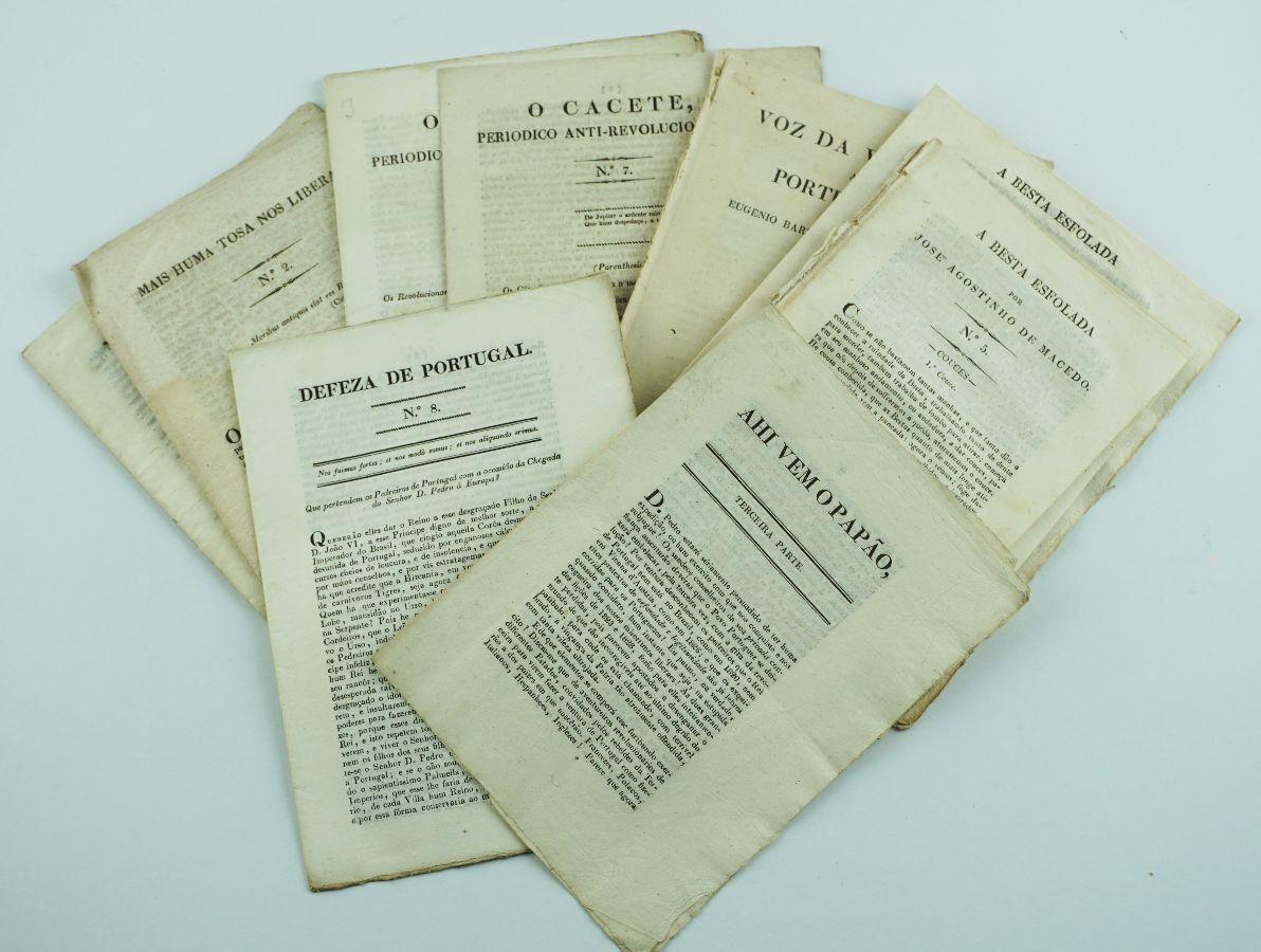Publicações periódicas miguelistas