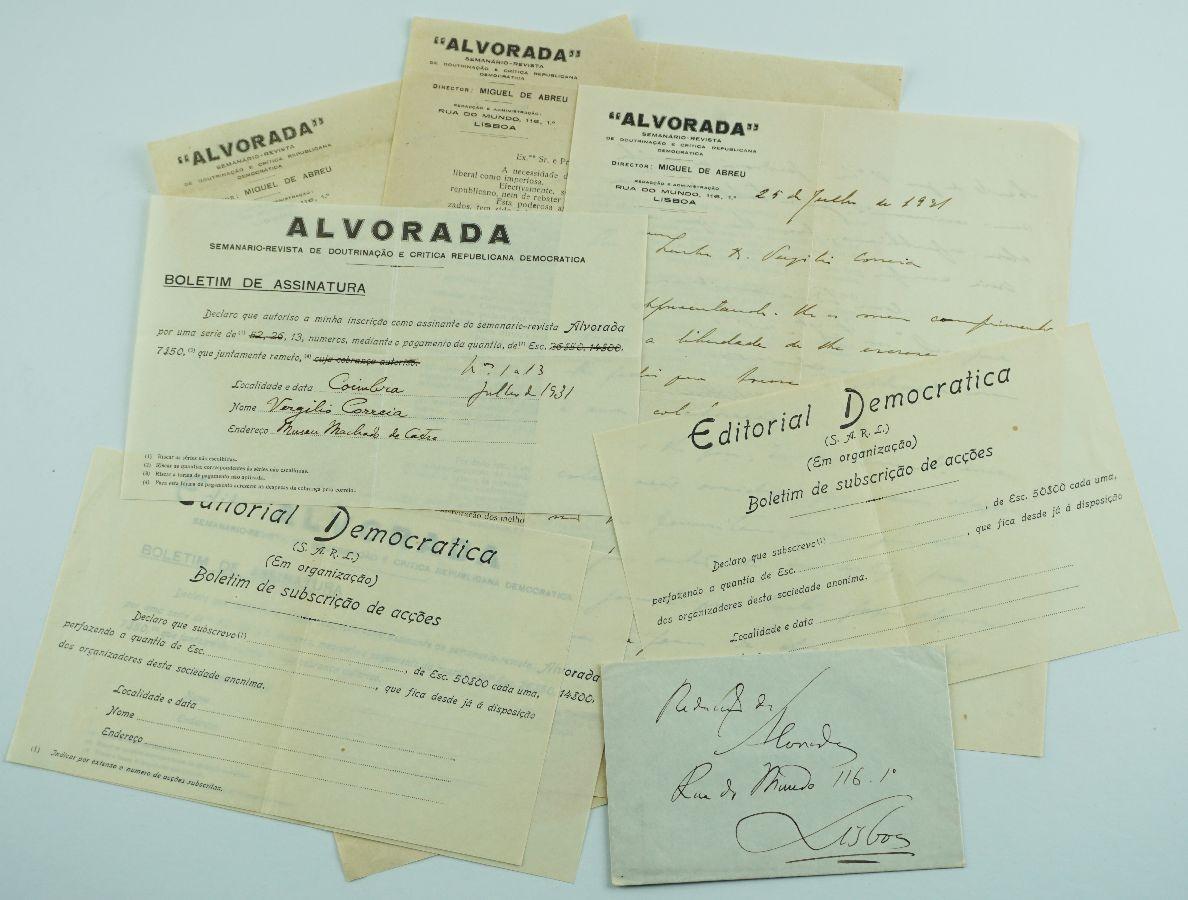Alvorada - jornal republicano (1931)