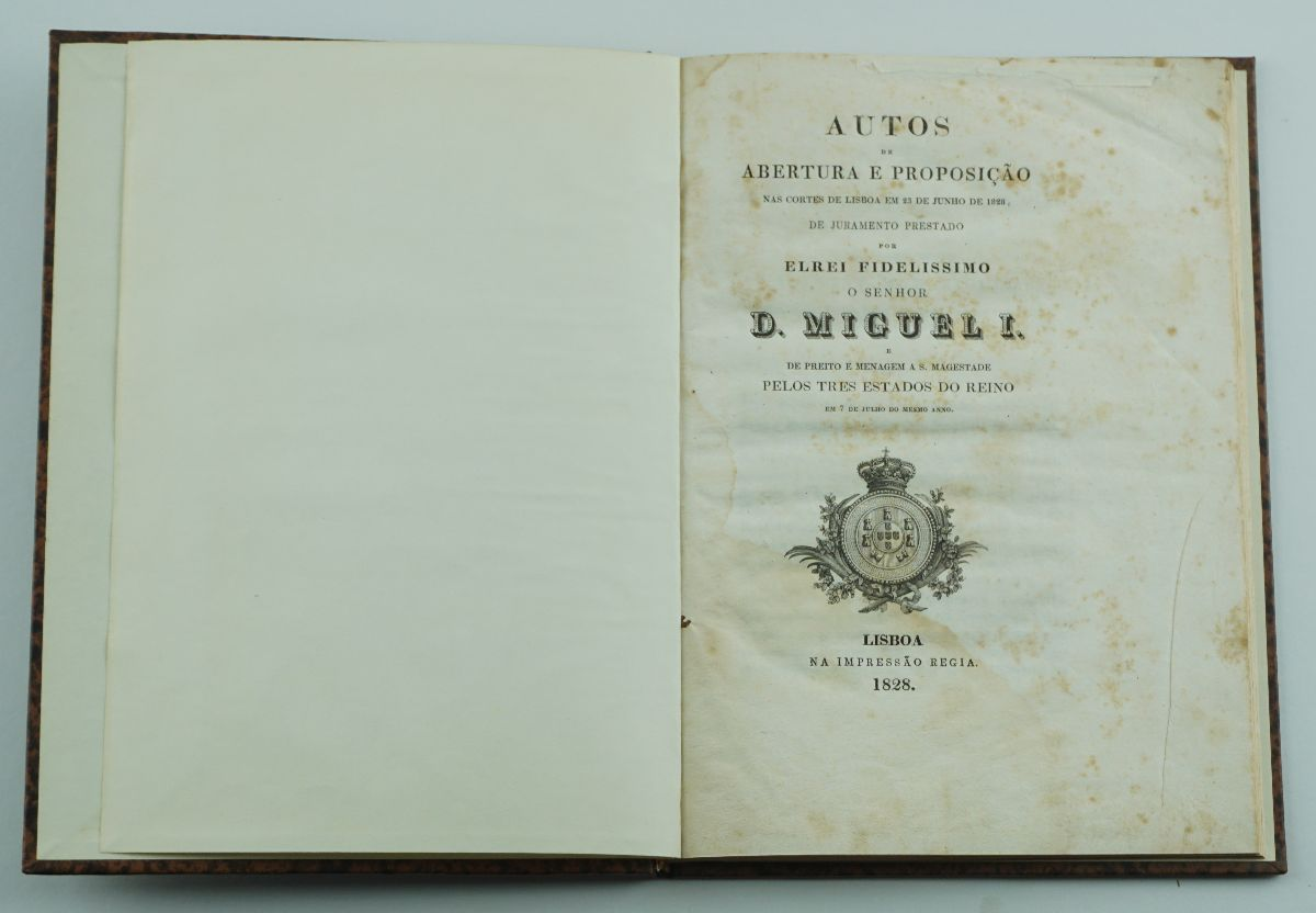 Realeza de D. Miguel (1828)