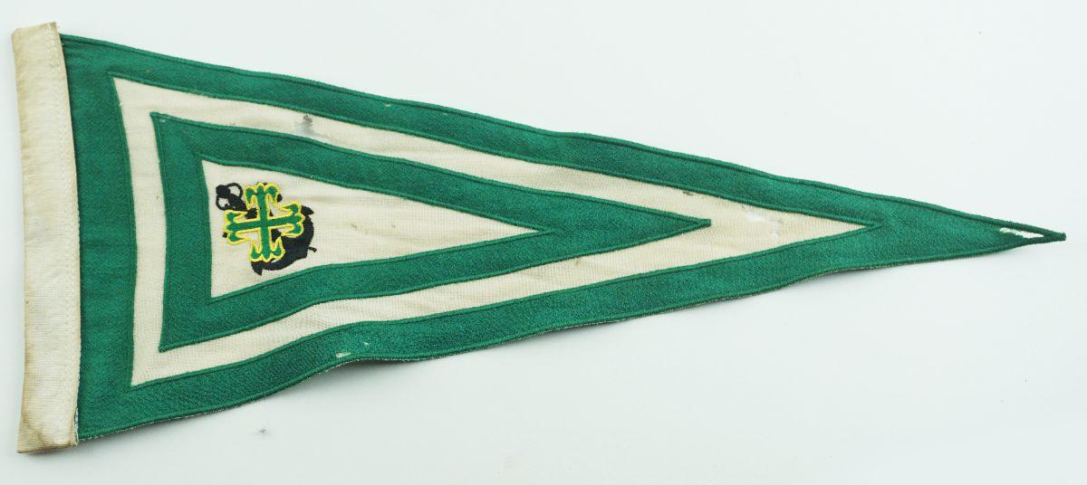 Flãmula da Brigada Naval da Legião Portuguesa