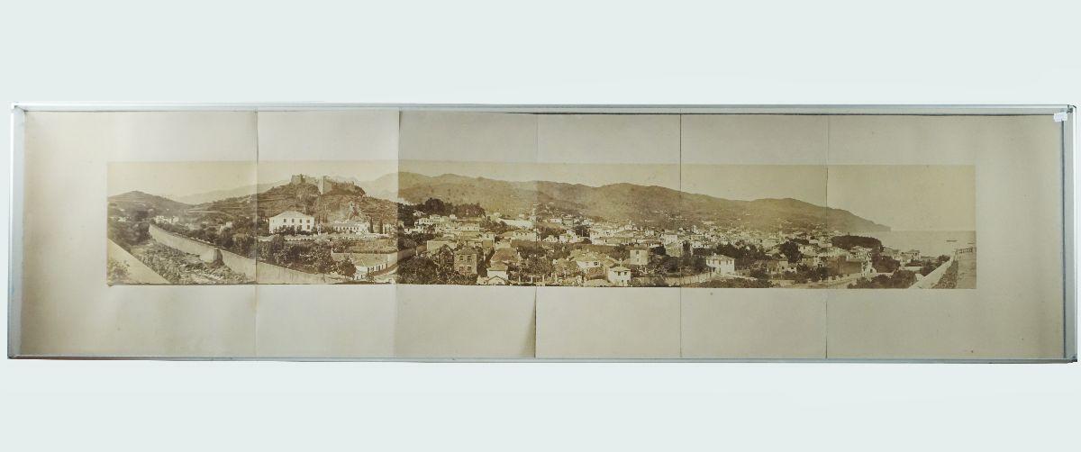 Panorâmica do Funchal com Fortaleza do Pico