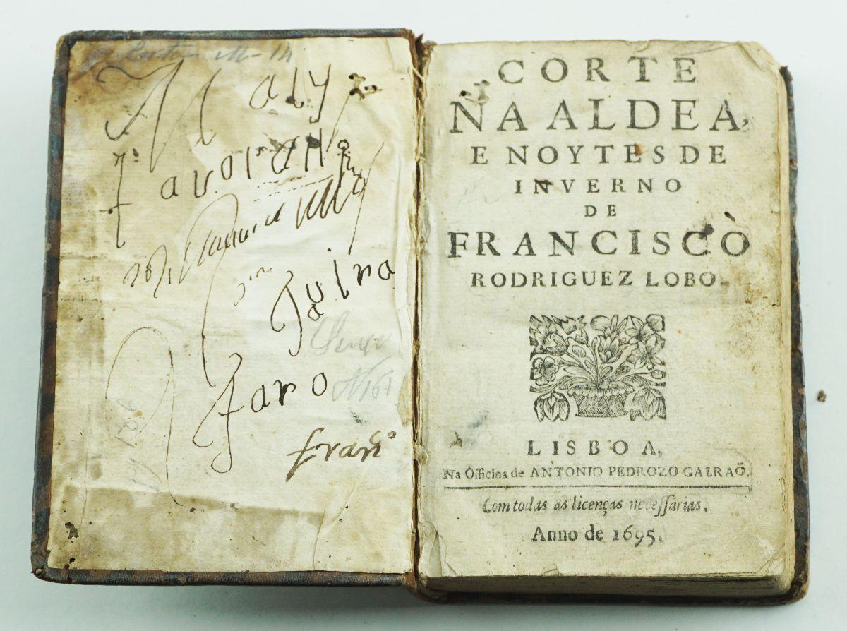 CORTE NA ALDEA. RODRIGUES LOBO 1695