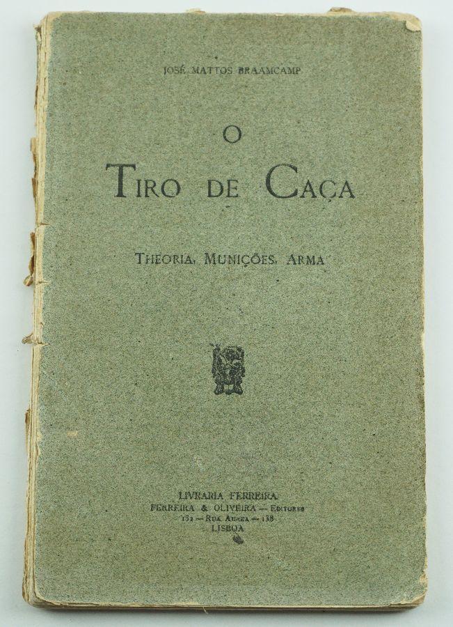 O TÍRO DE CAÇA. 1904