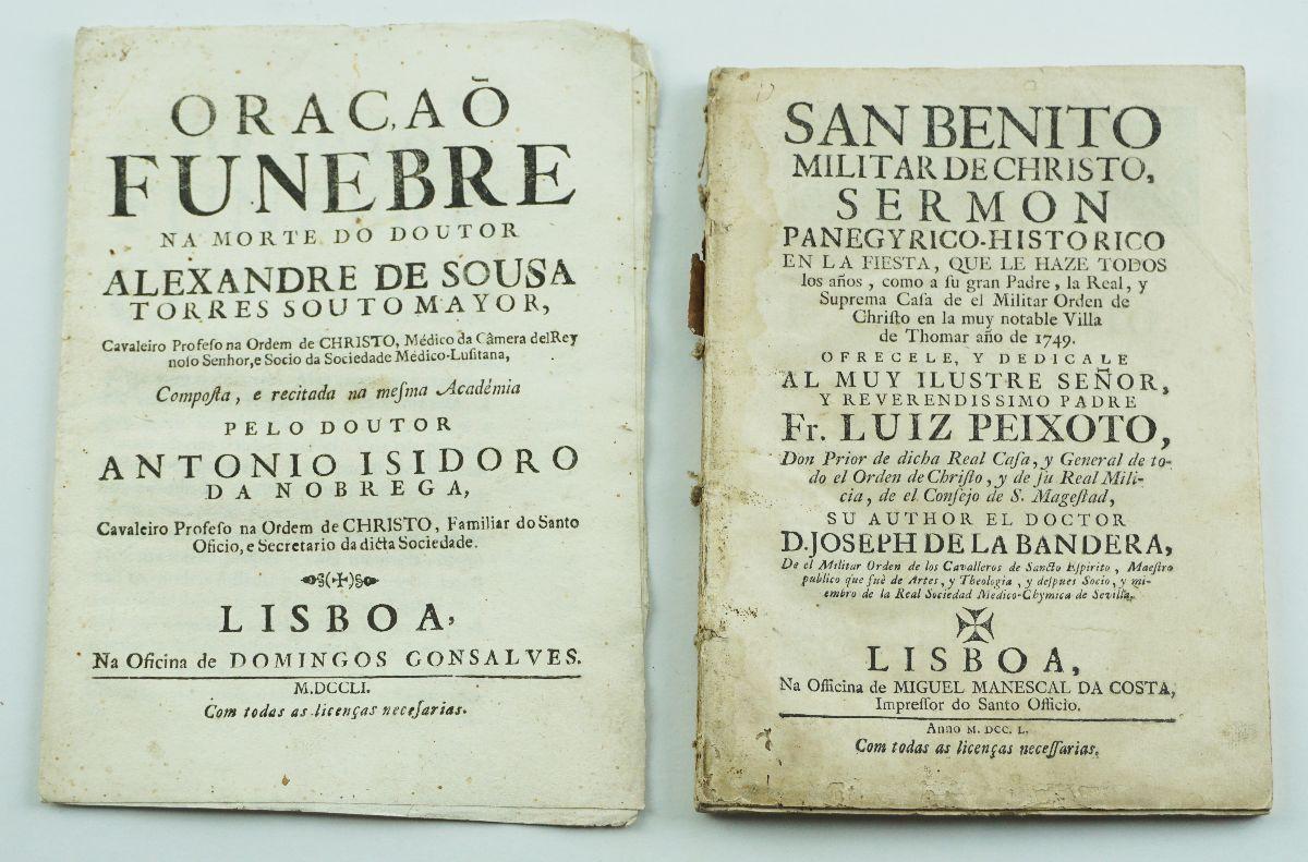 ORDEM DE CHRISTO. SÉCULO XVIII.