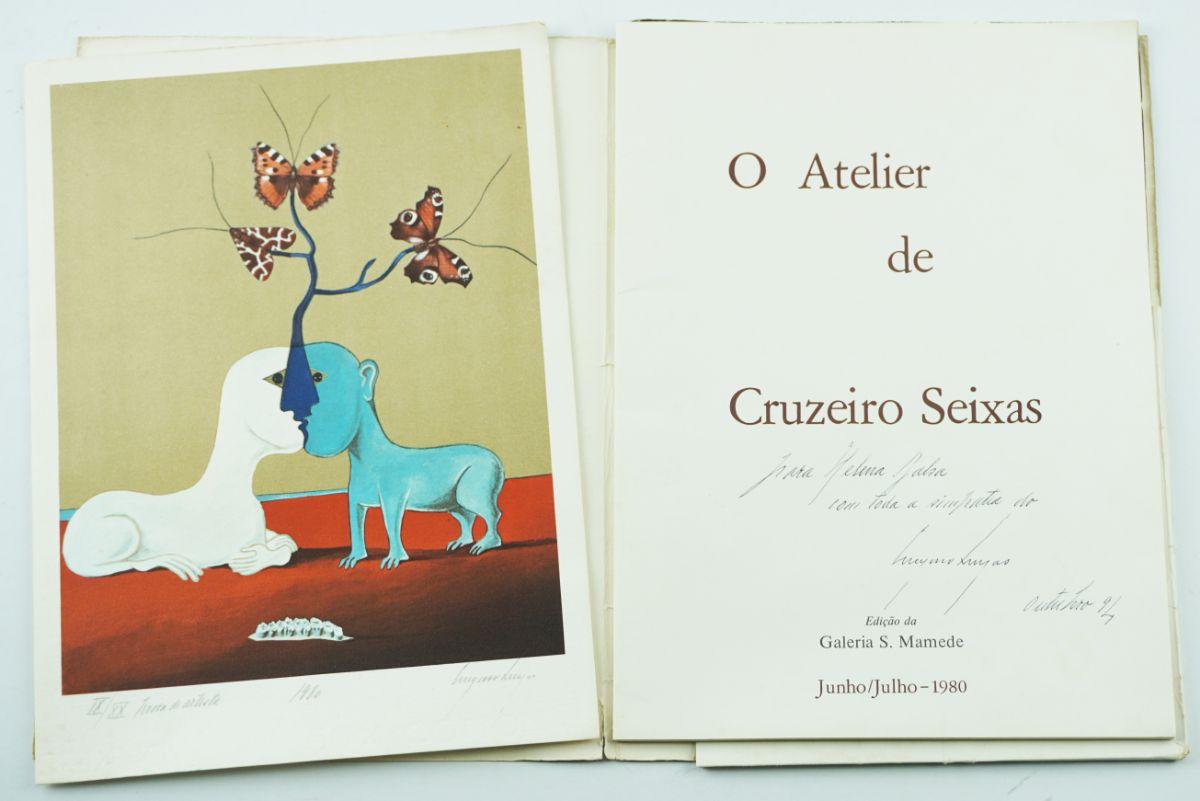 O Atelier de Cruzeiro Seixas (tiragem especial)