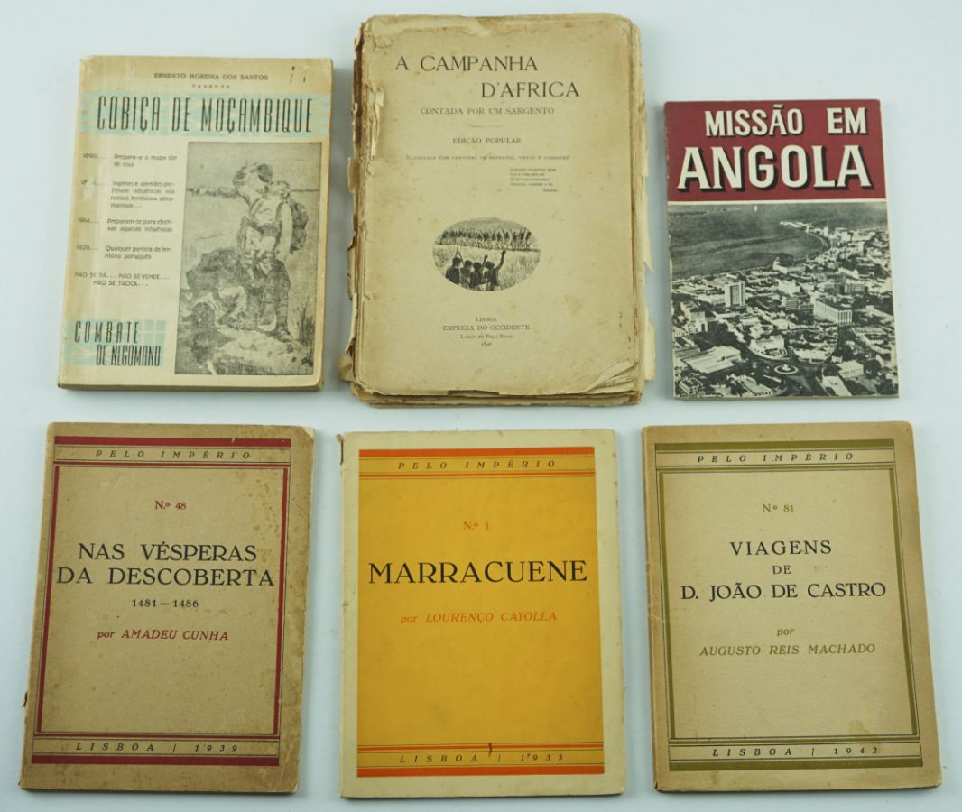 Campanhas Militares Portuguesas em Africa