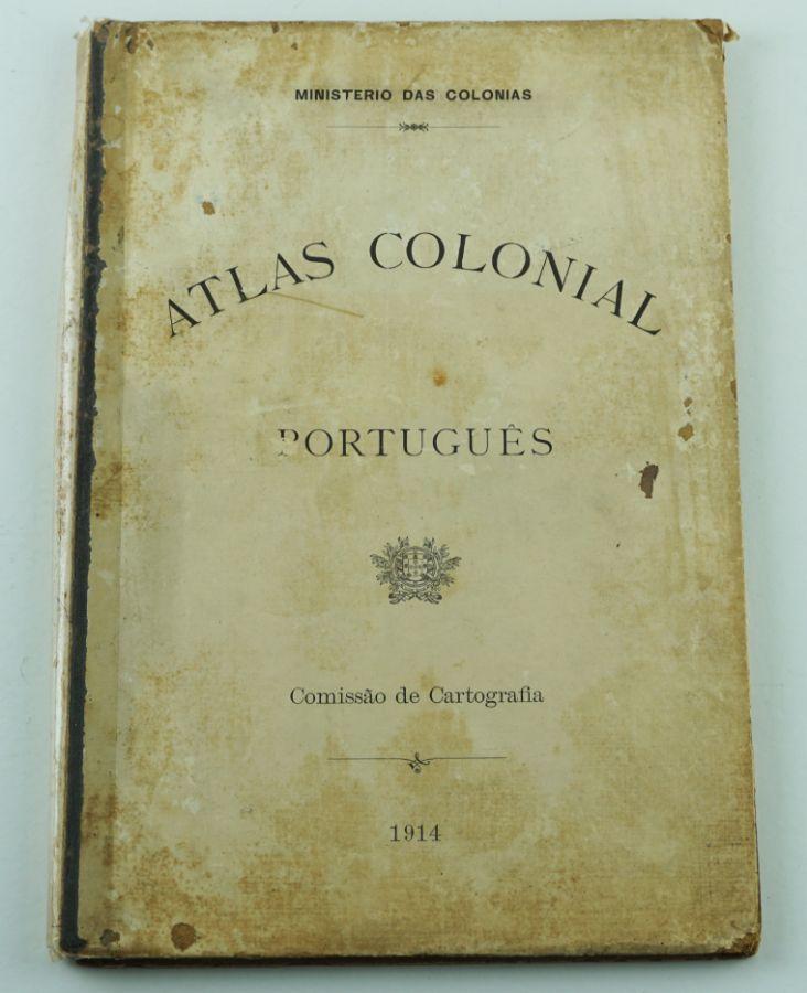 Atlas Colonial Português