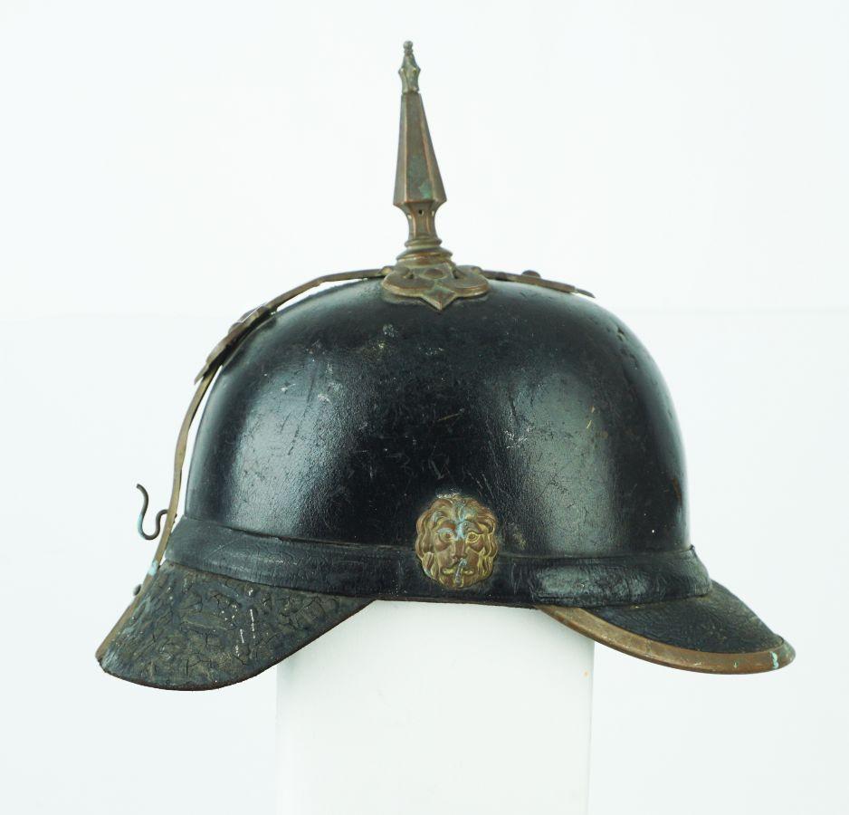 Capacete Militar (Cavalaria da GNR?)