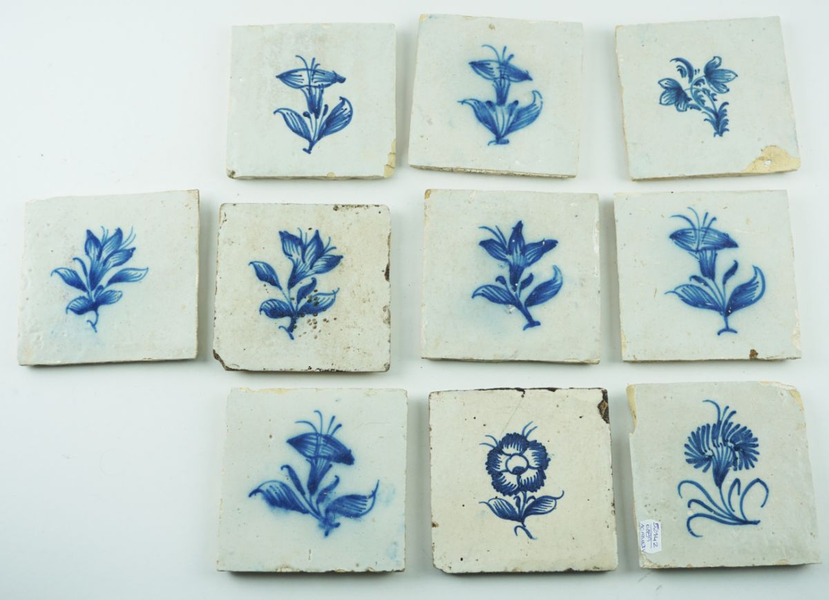 10 Azulejos