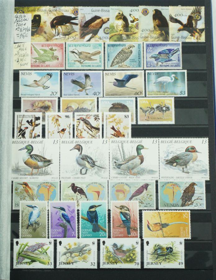 407 Selos com temática Fauna