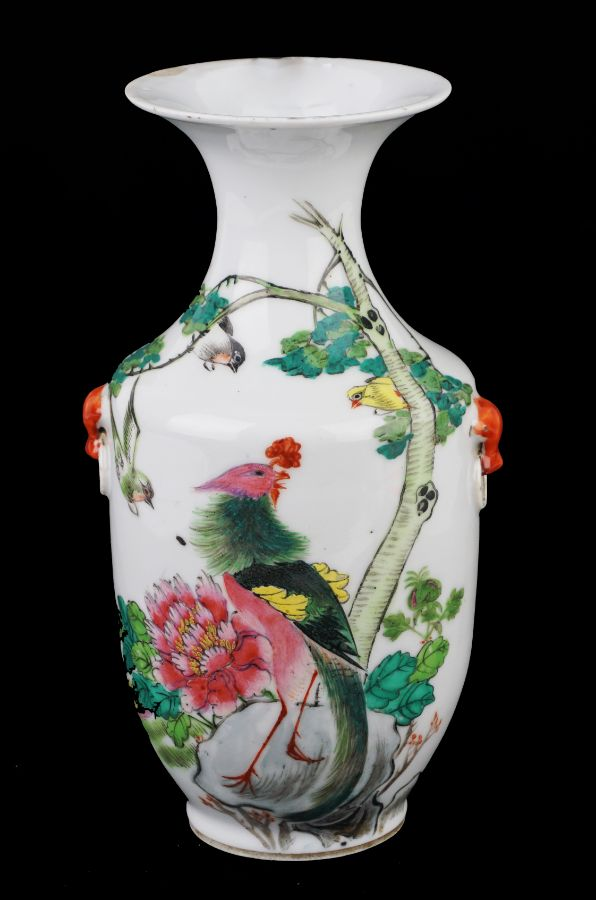 8 Peças em porcelana Chinesa