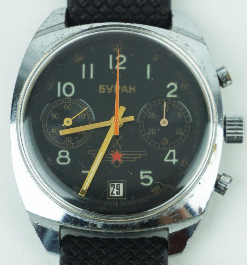 Relógio Russo