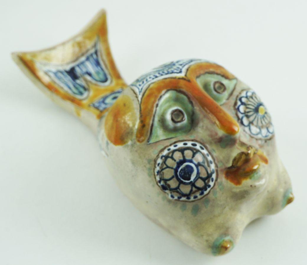 5 Peças modernistas em cerâmica