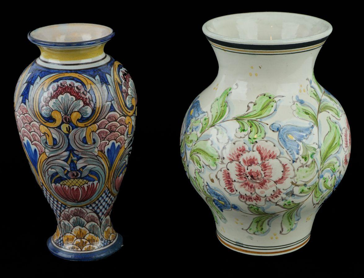 2 Jarras em cerâmica