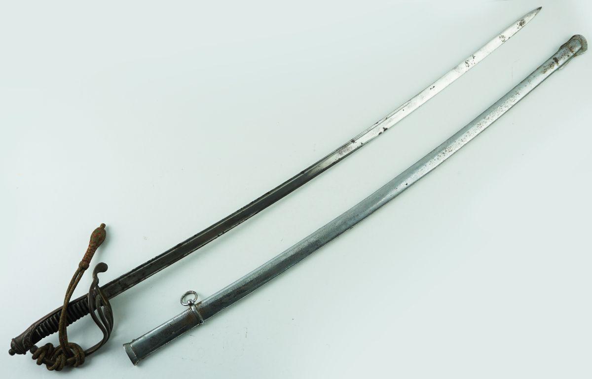 Espada de Oficial de Infantaria da Monarquia