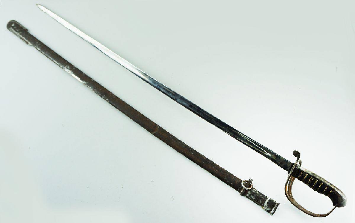 Espada de Oficial de Infantaria