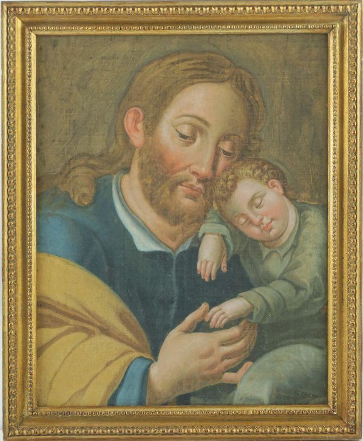 Cristo com O Menino