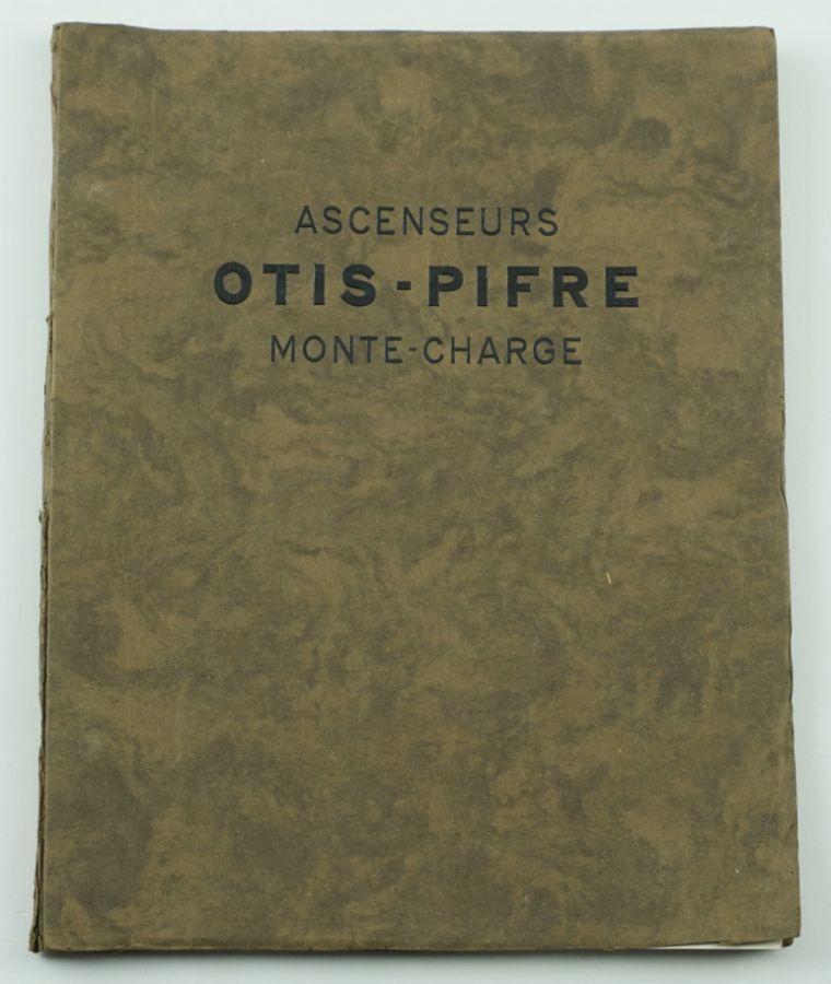 Catálogo Ascensores Otis – Pifre / Monta Cargas