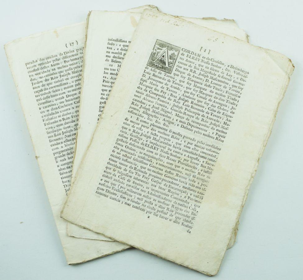 Processo Judicial Távoras (1759)