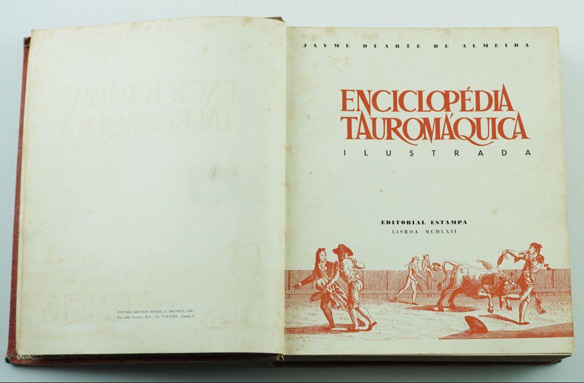 Enciclopedia Tauromaquica Ilustrada