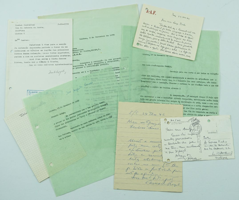 Manuscritos escritores Portugueses
