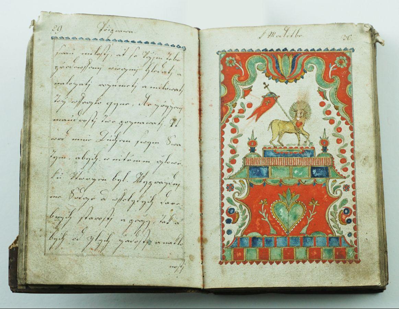 Livro de Horas manuscrito