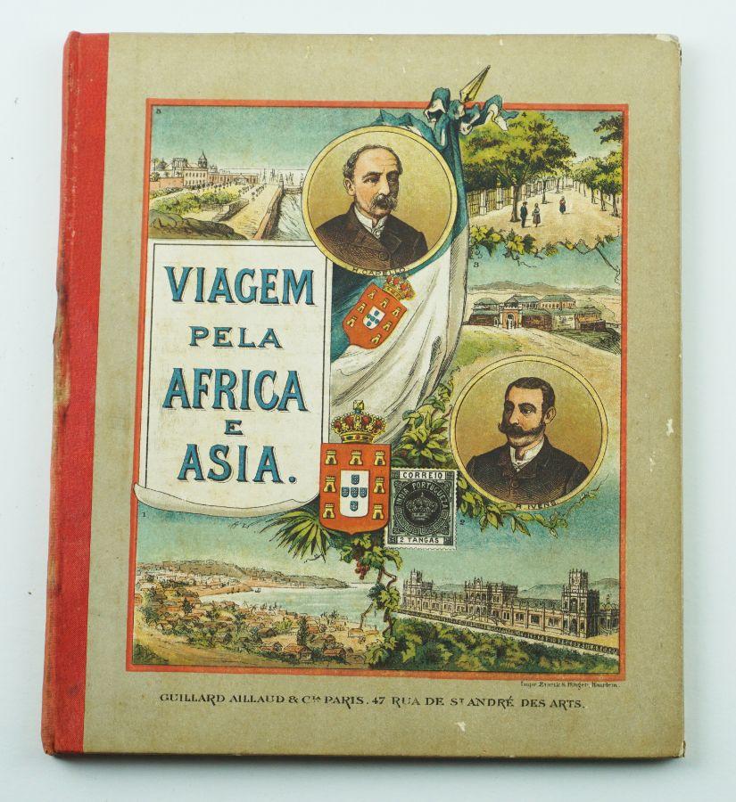Viagens pela África e Ásia