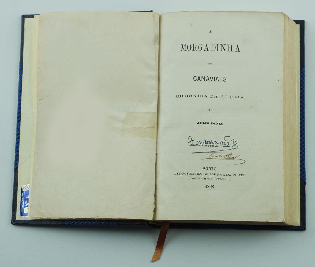 Júlio Diniz - 1ª edição
