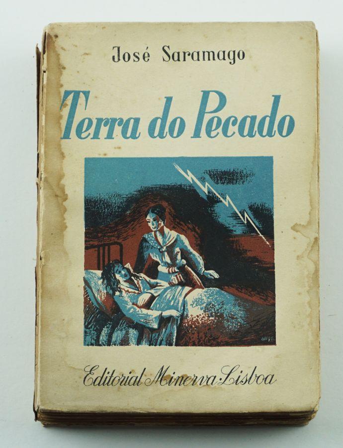 O primeiro romance de José Saramago