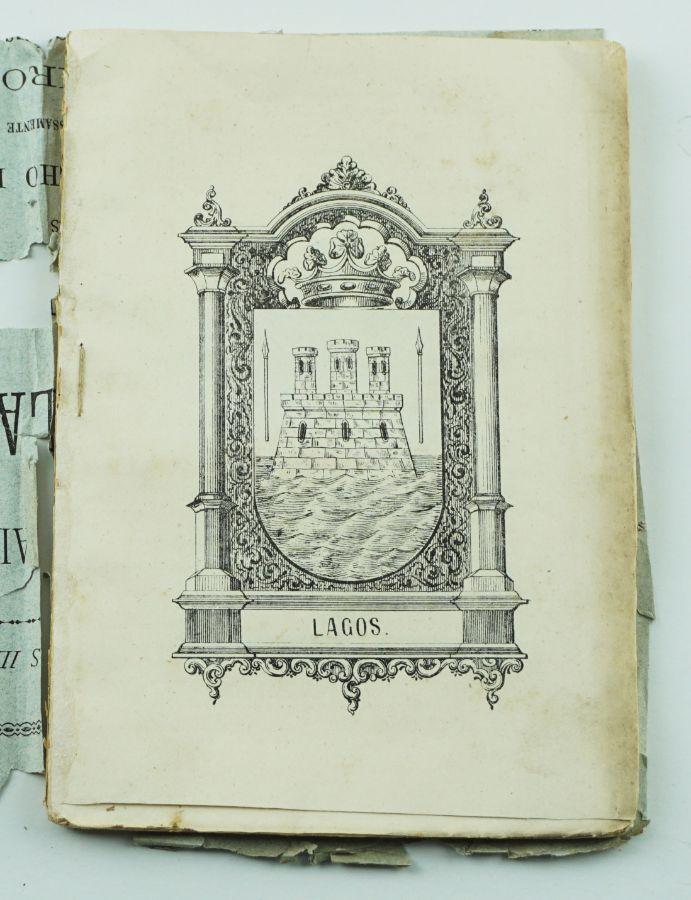 Colecção de Brasões de Armas e localidades Portuguesas (1860)