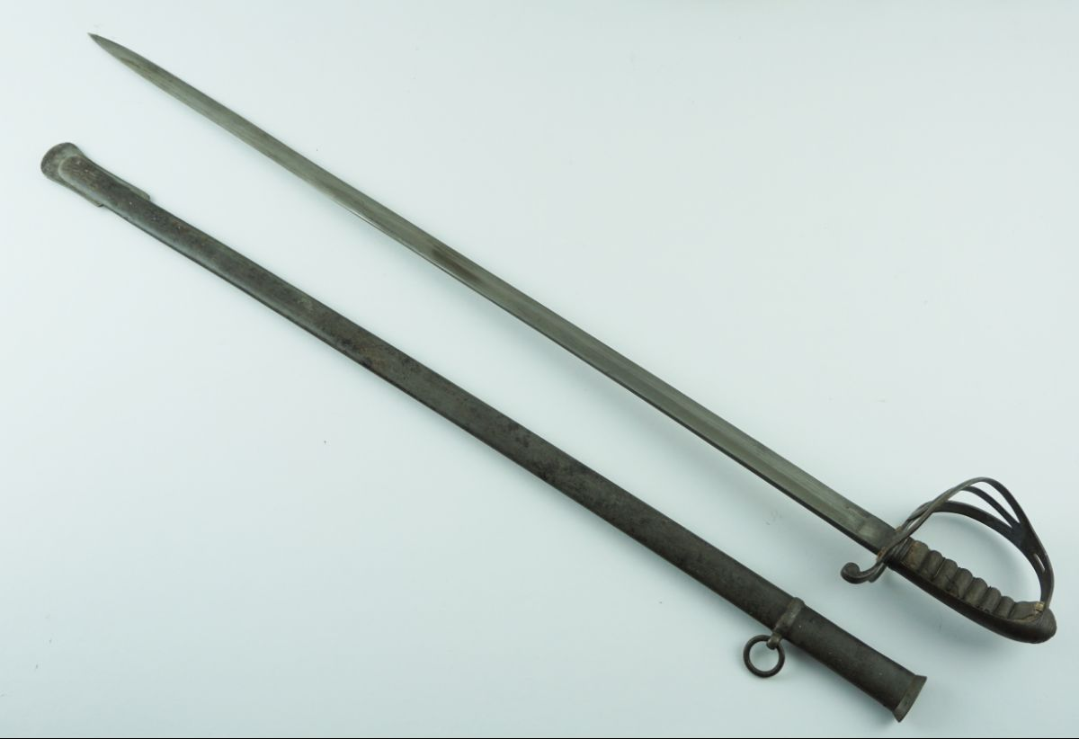 Espada de Cavalaria do Exército Português