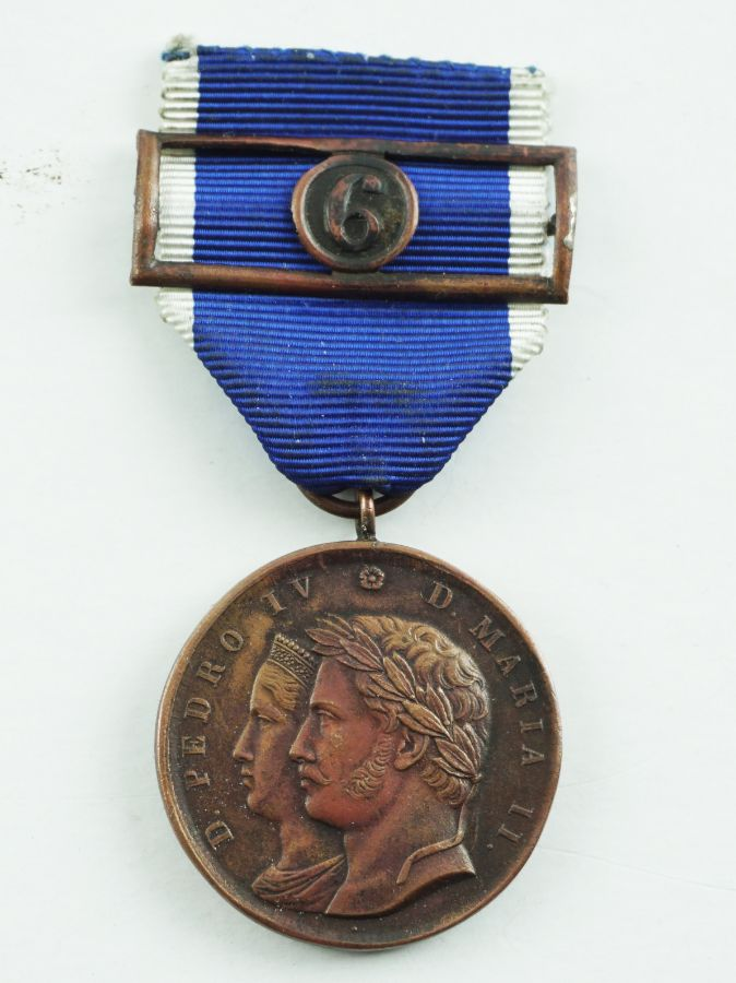 Medalha de Serviços Civis nº 6