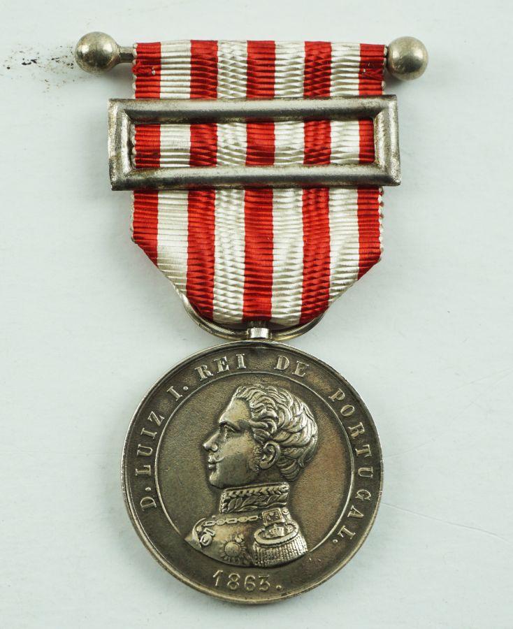Medalha Militar Bons Serviços
