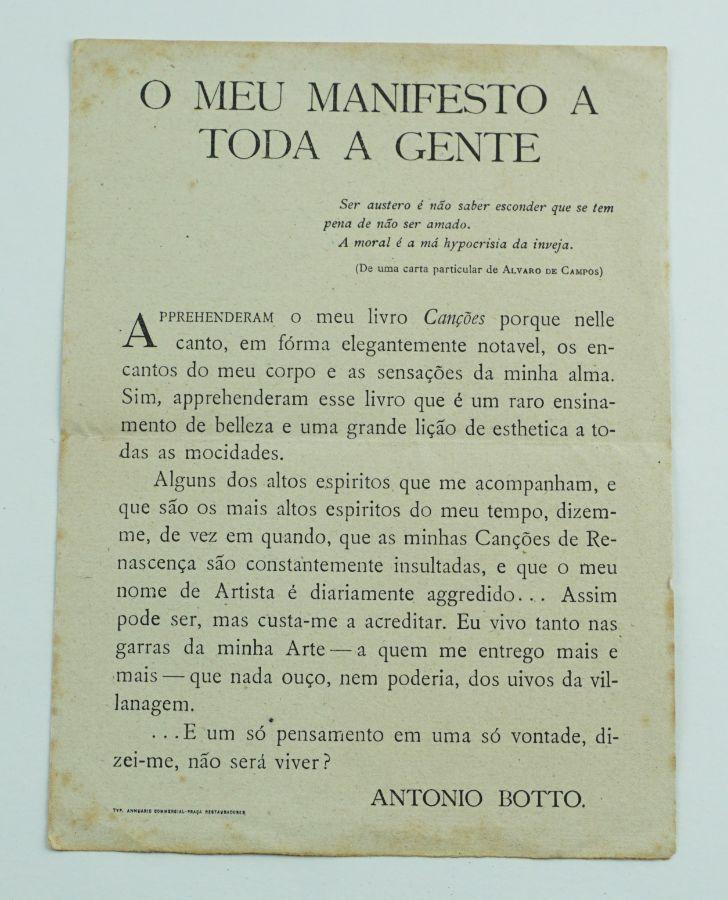 António Botto