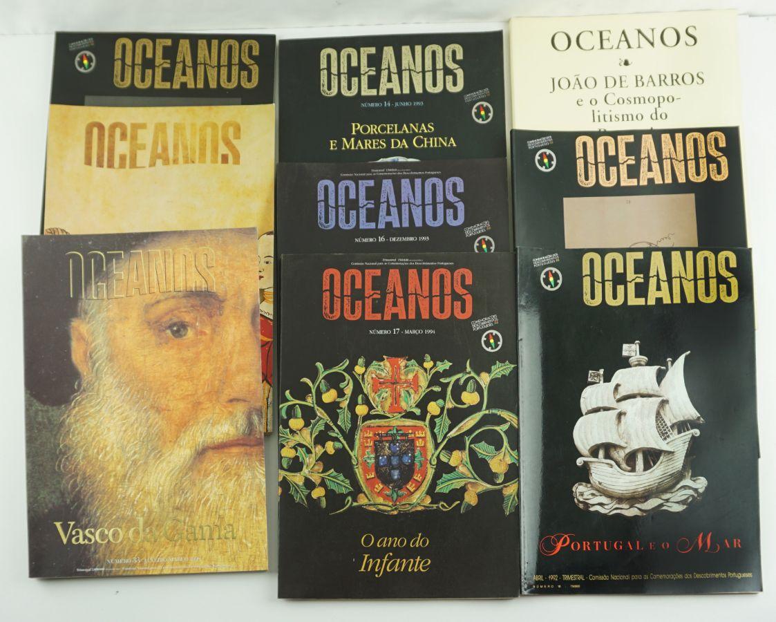 Revista Oceanos