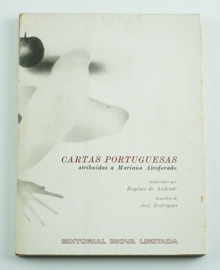 Cartas Portuguesas – Dedicatória de Eugénio de Andrade