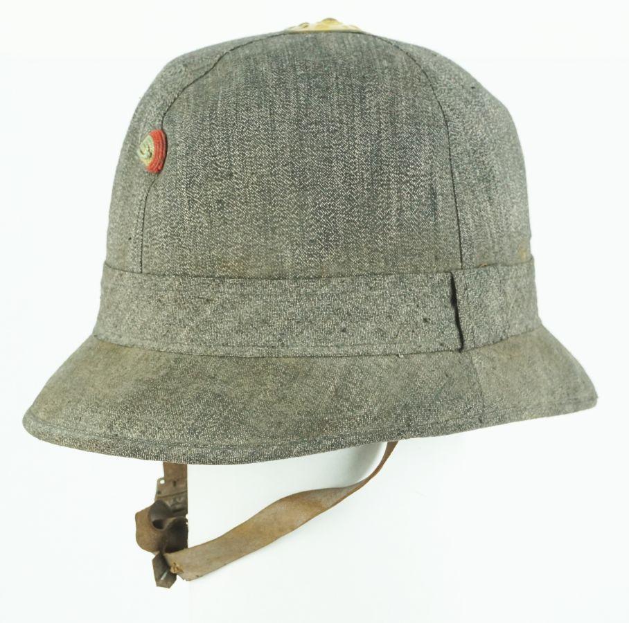 Chapéu Capacete Militar Português