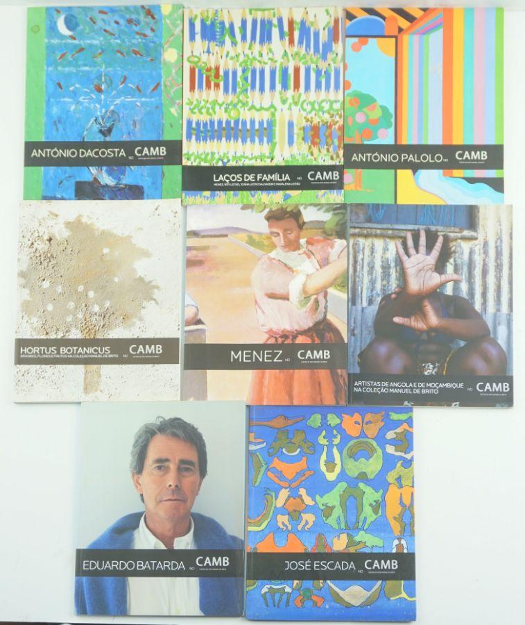 4 Jornais de Exposição (Gulbenkian)