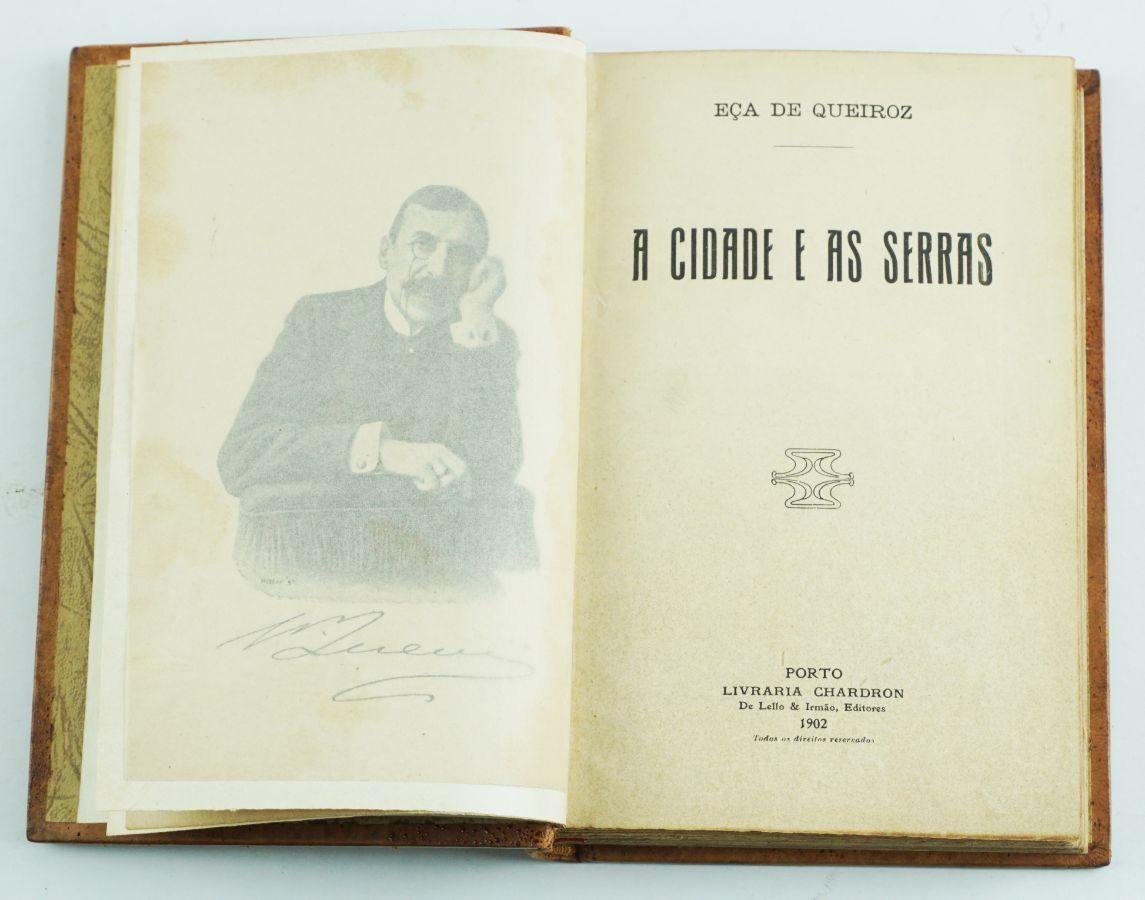 Eça de Queiroz – 1ª edição