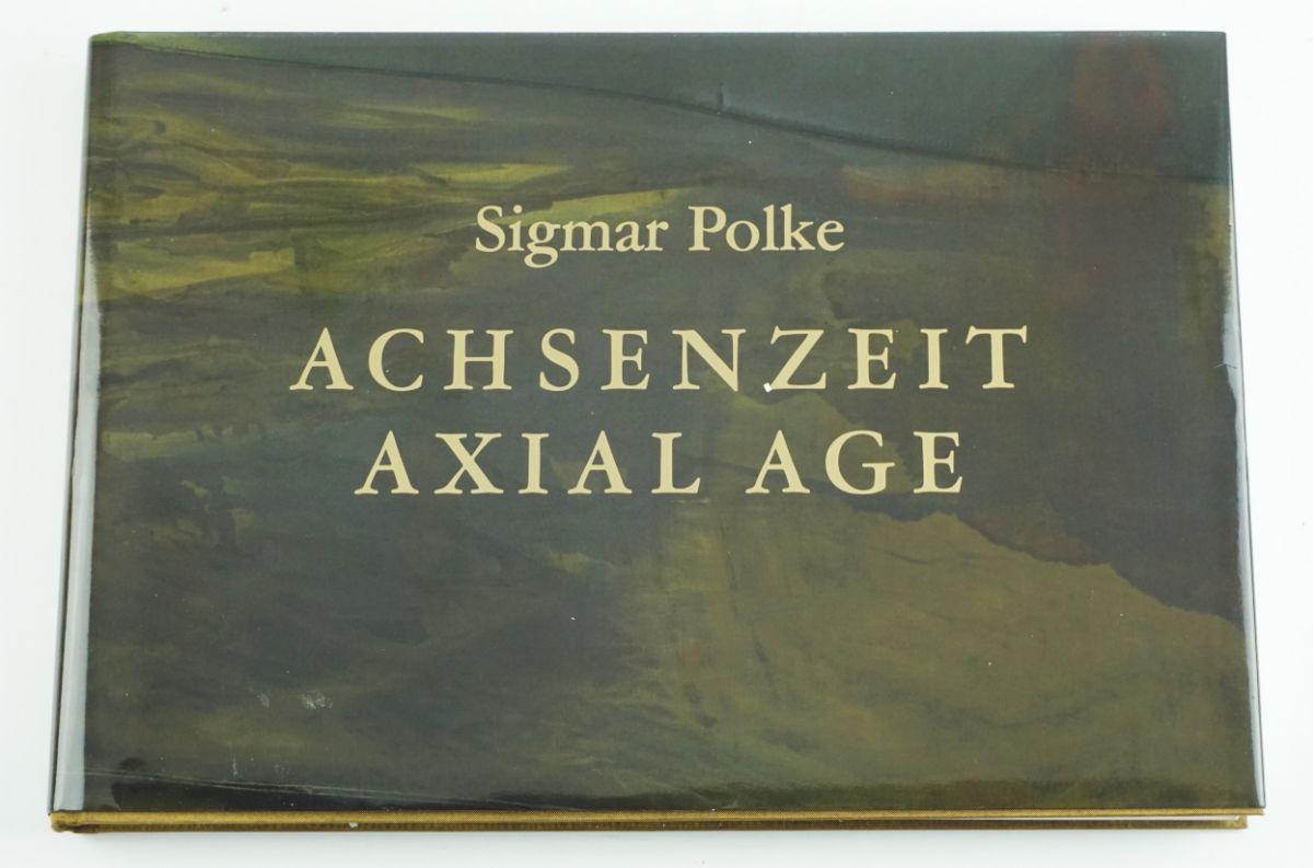 Sigmar Polke Livro de artista